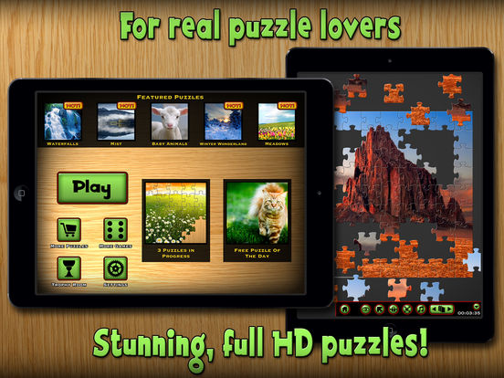 Jigsaw Puzzle screenshot
