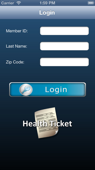 Health Ticket
