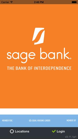 Sage Bank Mobile