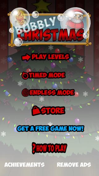 Bubbly Christmas Saga - Match 3 adventure