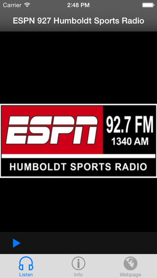 ESPN 927 Humboldt Sports Radio