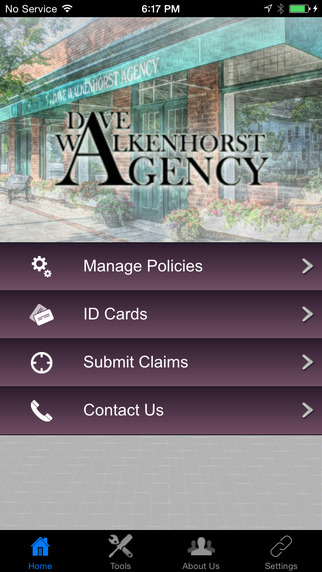 Dave Walkenhorst Agency