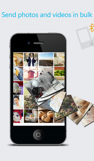 Photo Share lite photo or video transfer bluetooth transfer bluetooth share