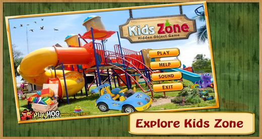 Kids Zone - Find Hidden Objects