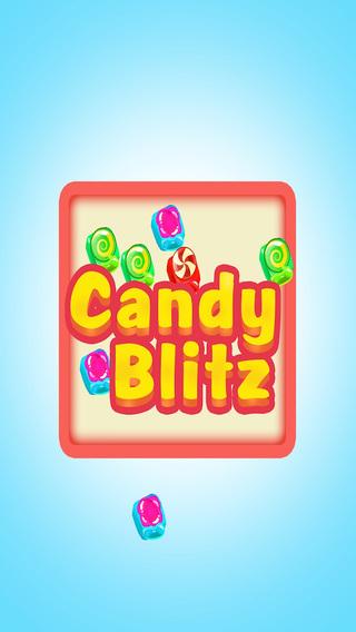 AAA Candy Blaster Blitz Match Three HD