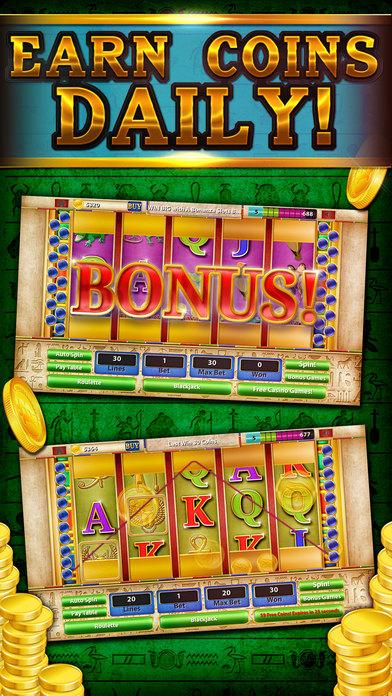 Screenshot 4 Слоты — Сфинкс Путь: Кузня Египет экспедиции казино Славы