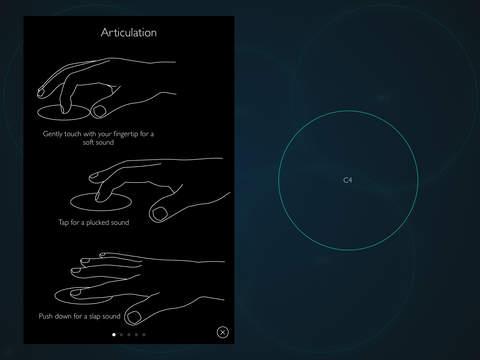 乐器模拟:Orphinio [iPad]