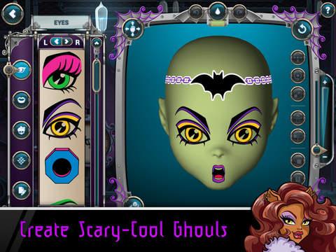 Monster High Monster Maker On The App Store
