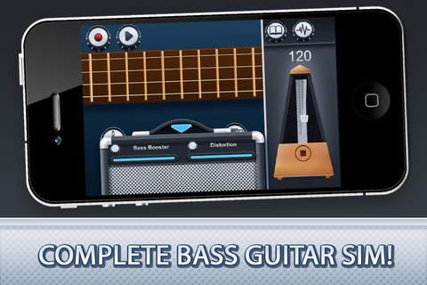 Bass Guitarist screenshot 1