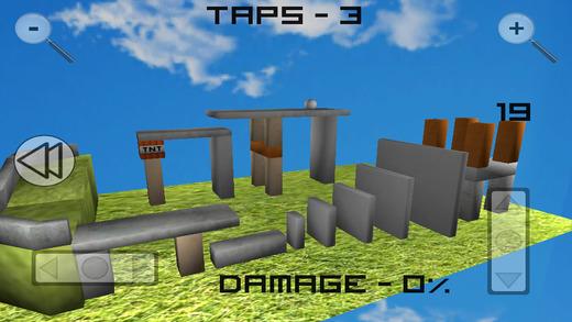 Angry Blocks 3D