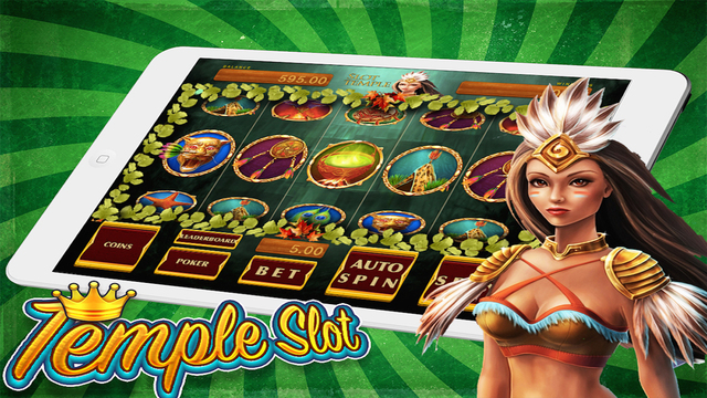 Slot machine - the temple adventure - pro version