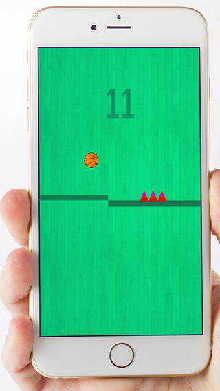 Basketball Dribble - Bounce the ball and slam the highest score