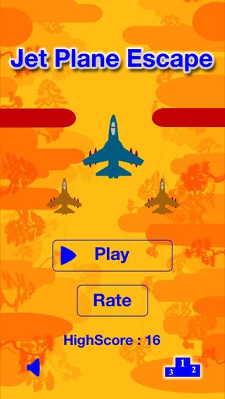 Jet Plane Escape