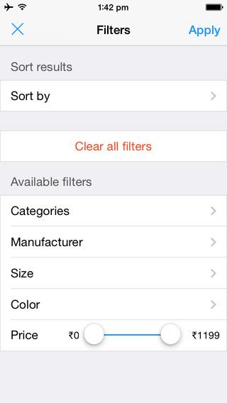 Cilory online shopping app app app for Raumgestaltung app