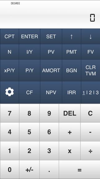 Financial Calculator±