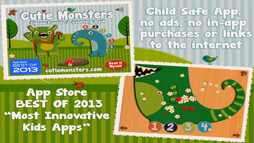 Cutie Mini Monsters Screenshot