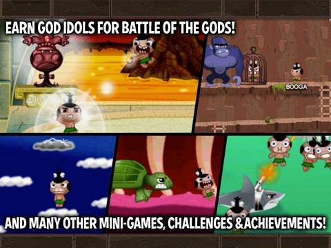 Pocket God iPad Screenshot 5