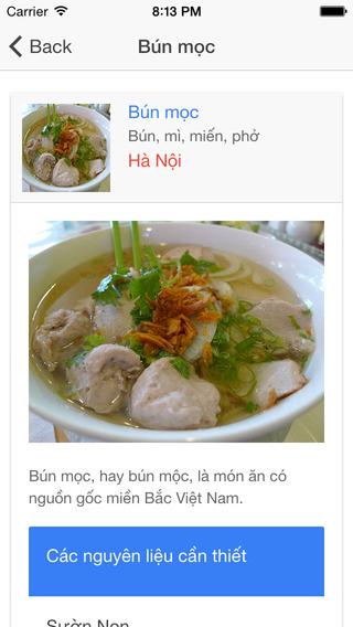 Hương Vị Việt Nam