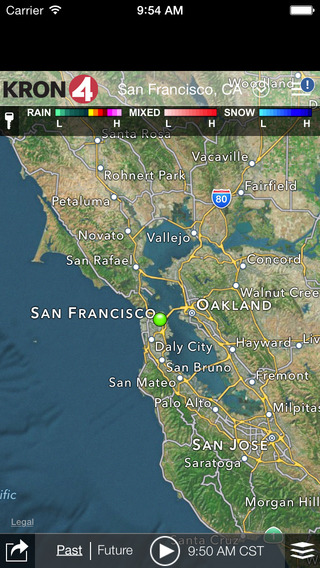 KRON4 Wx - Weather and Radar for San Francisco CA