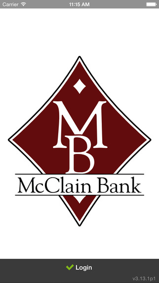 McClain Bank - My Bank