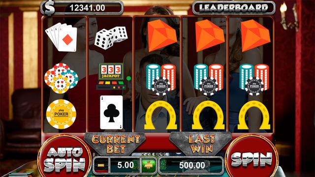 Party Atlantis 7 Slots Machines- FREE Special Edition