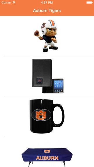 FanGear for Auburn Tigers - Shop for Apparel Accessories Memorabilia
