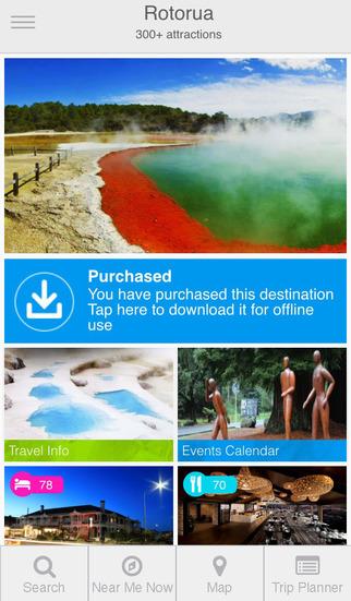 My Destination Rotorua Guide