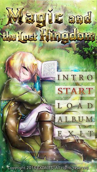 Magic and the Lost Kingdom