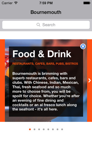 Bournemouth Official Visitor Guide