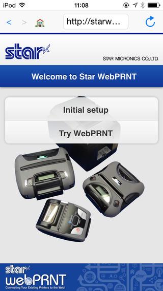 Star WebPRNT Browser Free