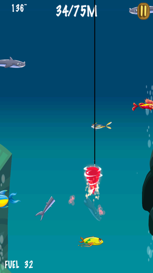 Ancient water dinosaur ocean fishing free deep sea for Fishing tournament app