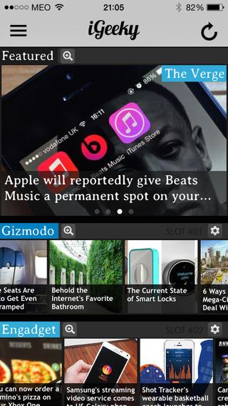 iGeeky - Gadget News and Tech Updates