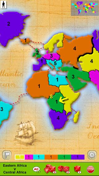 Conquest Free iPhone Screenshot 2