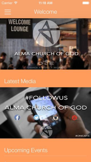 Alma Church of God