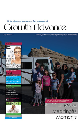 Growth Advance Magazine