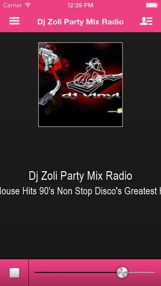 Dj Zoli Party Mix Radio