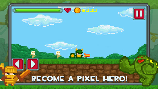 Pixel Knight: The Great Battle