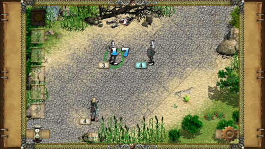 Герои Короля - Пошаговая Стратегия Screenshot