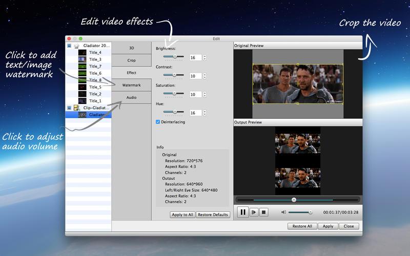 4Video DVD Manager Screenshot - 4