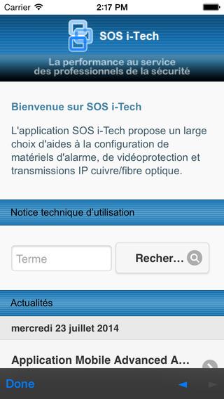SOS i-Tech
