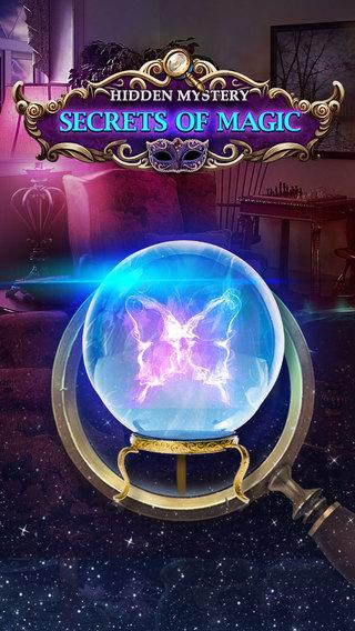 Hidden Mystery: Secrets of Magic