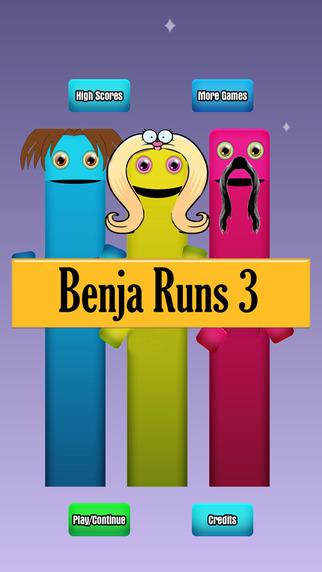 Benja Runs 3