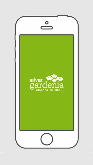 Silver Gardenia