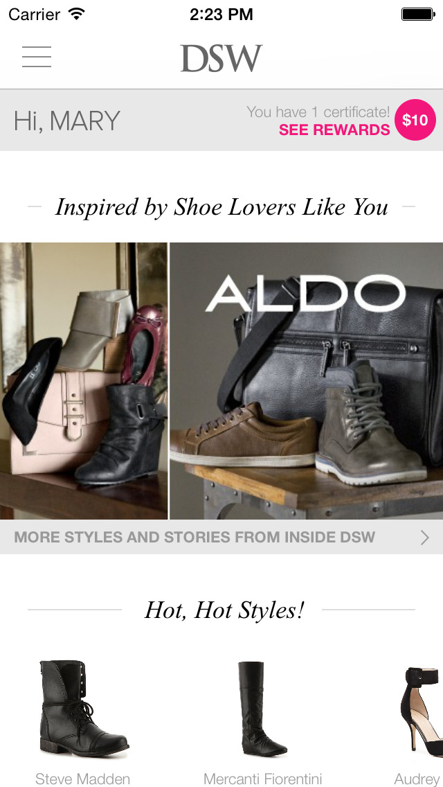Find the best shoe sales and coupons for discounts on everything from boots and heels to slippers and tennis shoes from the top shoe stores online.