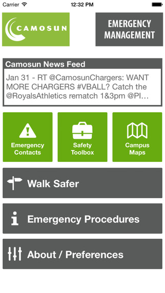 Mobile Safety - Camosun College
