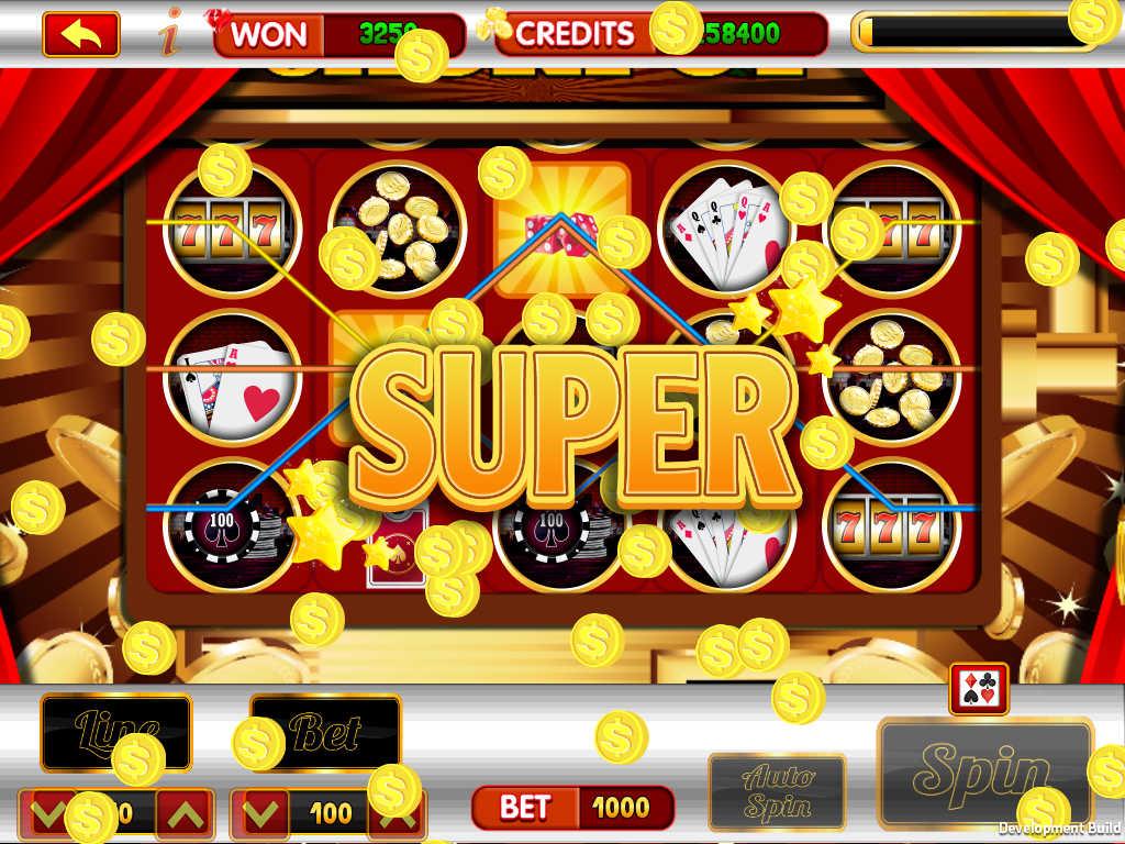 double down slot machine games