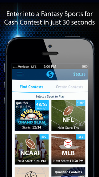 Swoopt - Daily Fantasy Sports