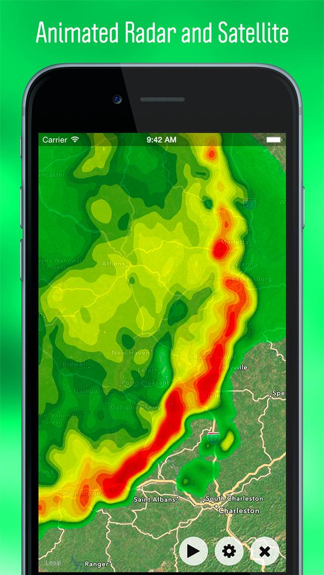Weather Nerd screenshot 5