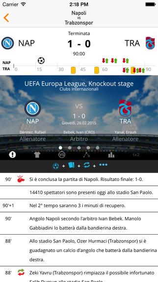 Schedine Calcio