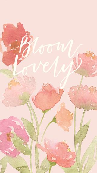 Bloom Lovely